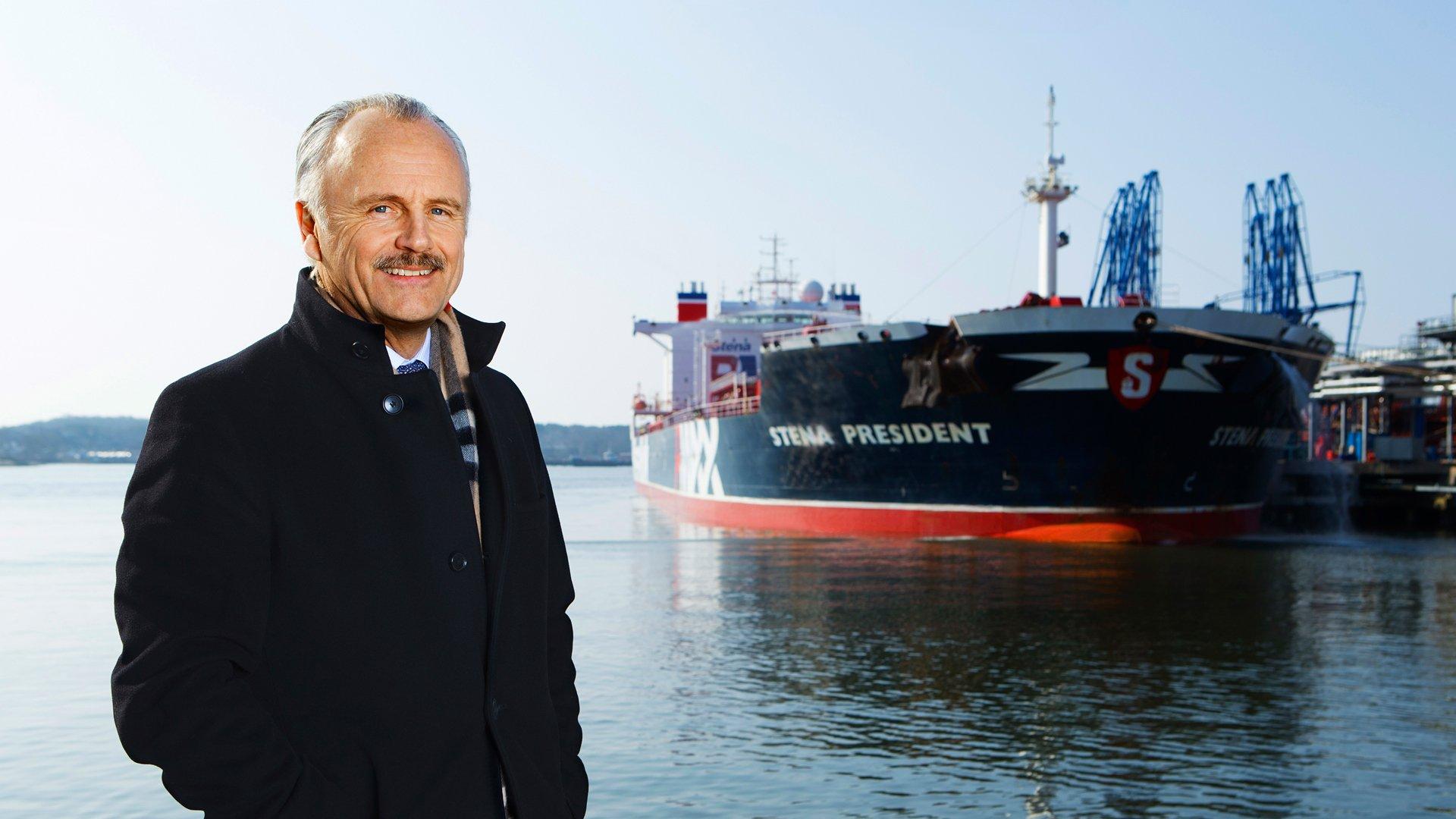 Concordia Maritime CEO Kim Ullman. Photo courtesy of Concordia Maritime